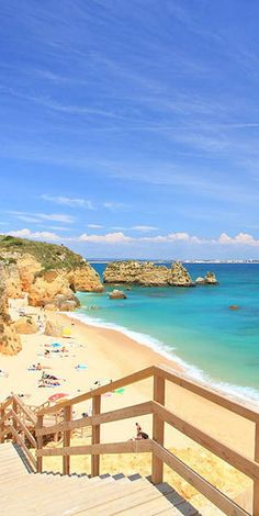 #Praia_do_Camilo or #Camilo_Beach in #Lagos, #Portugal http://en.directrooms.com/hotels/subregion/2-37-321/