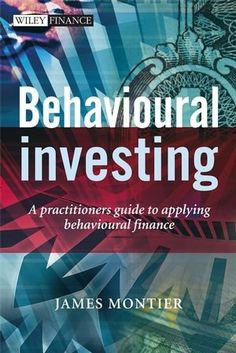 http://financepins.com/behavioural-investing-a-practitioners-guide-to-applying-behavioural-finance-the-wiley-finance-series/ Behavioural investing seeks to bridge the gap between psychology and investing. All too many investors are unaware of the mental pitfalls that await them. Even once we are aware of our biases, we must recognise that knowledge does not equal behaviour. The solution lies is designing and adopting an investment process that is...