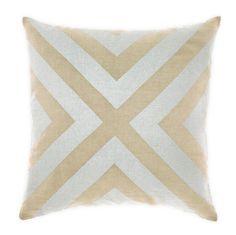 Aura Gatsby Cushion Silver - cushions - queenb