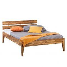 Massief houten bed JillWood