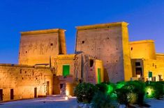 Sound and Light Philae photo gallery in Egypt Luxor, Archaeological Site, Show Photos, Gods And Goddesses, Ancient History, Egyptian, Photo Galleries, Lights, Gallery