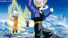 Dragon Ball Z/GT/Super