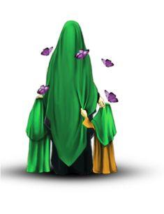 kumpulan kartun romantis parf 2 - my ely Anime Muslim, Muslim Hijab, Islam Muslim, Cute Muslim Couples, Muslim Girls, Muslim Women, Hijabi Girl, Girl Hijab, Muslim Fashion