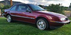33,000 Miles: 1988 Chevy Beretta - http://barnfinds.com/33000-miles-1988-chevy-beretta/