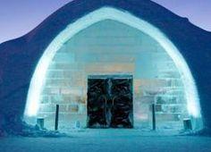 hotel di ghiaccio svezia - Cerca con Google
