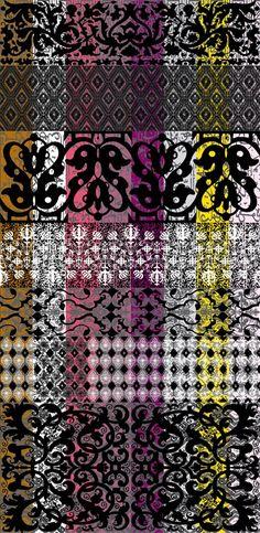 Colorline World Carpets by Marcel Wanders