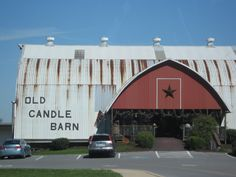 Old Candle Barn - Pennsylvania - love to go there