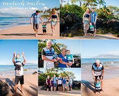 ***mokapu beach.  like top row images