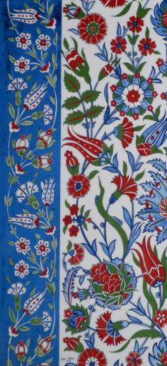 1 Islamic Patterns, Tile Patterns, Pattern Art, Turkish Art, Turkish Tiles, Portuguese Tiles, Moroccan Tiles, Islamic Tiles, Islamic Art