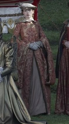 Lady Herbert, The Tudors