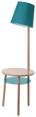 Lampadaire Josette / Table d'appoint - Ø 45 x H 52 cm