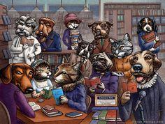 Literary Pets