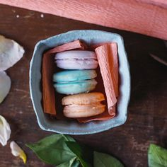 Learn how to make these playful macaron soaps--these make perfect gifts for a friend or yourself!