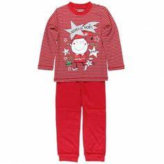 pijama punto navidad
