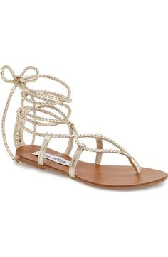 1cf03d832768 Steve Madden  Werkit  Gladiator Sandal (Women) available at  Nordstrom  Summer Shoes