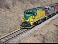 RailPictures.Net Photo: VSRR 4046 Goderich-Exeter Railway EMD GP40 at Guelph, Ontario, Canada by David Graham (cdlu)