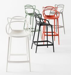 Masters Stool von Philippe Starck