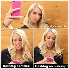 Jenna Marbles Things girls like to lie about :3