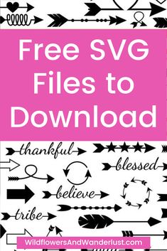 The giant list of places to find free SVG files that you can use in your cutting machine - Silhouette, Cricut, Brother and many more. Cricut Svg Files Free, Cricut Fonts, Free Svg Cut Files, Cricut Air 2, Cricut Vinyl, Cricut Tutorials, Cricut Ideas, Cricut Craft Room, Cricut Explore Air
