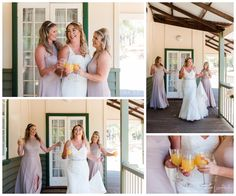 Bride & Bridesmaids in the getting ready part of the day at their cottage at Fairbridge Village. Photography by Trish Woodford - Mandurah Wedding Photographer Bridesmaids, Bridesmaid Dresses, Wedding Dresses, Village Photography, Bush Wedding, She Girl, Perth, Newlyweds, Family Photographer