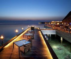 W Retreat and Spa on Fesdu Island, Maldives