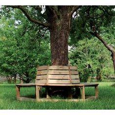 21 Meilleures Images Du Tableau Banc Arbre En 2019 Gardens