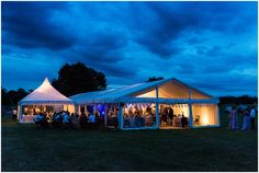 Wedding marquee at Spetchley Park #weddingmarquee