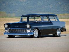 56 Chevy Nomad