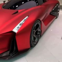 The new Nissan vision is going to look badass on the streets! The new Nissan vision is going to look badass on the streets! Ferrari F80, Ferrari Bike, Exotic Sports Cars, Exotic Cars, Peugeot Partner, Honda Civic, Nissan, Racing Car Design, Top Luxury Cars