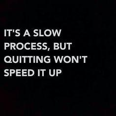 #NoQuitting