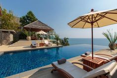 Villa 1 (Lomchoy) is  master suite features a sunken private whirlpool that can view a sunset from there. http://www.theluxurysignature.com/2015/08/29/samsara-phuket-luxury-villas/
