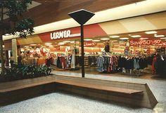 The Mall of the 80s. #80s - Lerner. Washingtion square mall. Circa 1980s by CMG0220, via Flickr
