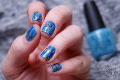 Marmor naglar