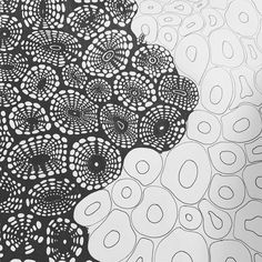 Zentangle Drawings, Zentangle Patterns, Doodle Drawings, Doodle Art, Drawing Sketches, Zentangles, Tangle Art, Ink Illustrations, Pen Art
