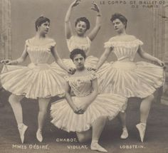 The Ballet de L'Opera de Paris, is the oldest national ballet company in the world, originating in the early 1670s