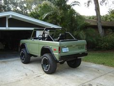 My next Early Bronco will be this color....absolutely love it!!!!