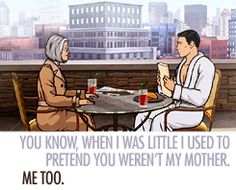 Love Mallory Archer!
