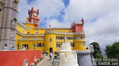 Palácio Nacional da Pena - Sintra, Portugal