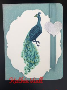 Hero Arts Color Layering Peacock