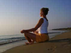 Yoga - breath the fresh ocean air and relax with yoga at the beautiful beaches of Tarifa !