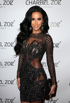 Charbel Zoe Haute Couture store Launch Featuring: Lilly Ghalichi Where: Los Angeles, California, United States When: 07 Apr 2015 Credit: FayesVision/WENN.com