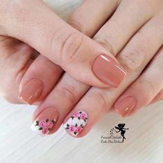 Have you found your nails lack of some fashionable nail art? Nail Polish Designs, Nail Polish Colors, Nail Art Designs, Cute Nail Art, Cute Nails, Pretty Nails, Dimond Nails, Moon Nails, Nail Pictures