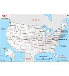 Buy US Longest Rivers Map US Maps Pinterest Rivers - Longest river in the us map