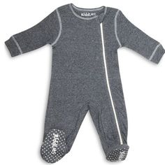 The Juddlies Designs Sleeper was designed with you and your babys needs in mind – We take our fun clothes seriously! Featuring a double zipper for easy access to top and bottom. Baby Store, How To Run Faster, Kids Fashion, Cool Outfits, Sweatpants, Zipper, Grey, Swimwear, Cotton