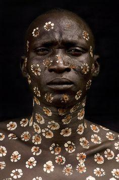 Africa | Omo Valley decoration