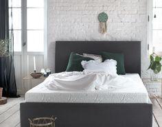 sypialnia, łóżko, łóżka, łóżko kontynentalne, łóżko tapicerowane, tanie modele łóżek, tanie łóżka, tanie łóżko  http://abcsypialni.pl/blog/tanie-lozka-modele-ekonomiczne-na-start/