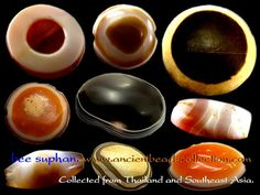 . Beaded Jewelry, Jewellery, Agates, Agate Beads, Ropes, Carnelian, Ethnic, History, Antiques