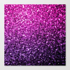 Purple Pink Ombre Glitter Sparkles Carry All Pouch / Travel & Pencil Pouch by Pldesign - Medium x Glitter Canvas, Glitter Fabric, Glitter Art, Purple Glitter, Machine Embroidery Projects, Embroidery Supplies, Leather Embroidery, Roll Hairstyle, Black Sparkle