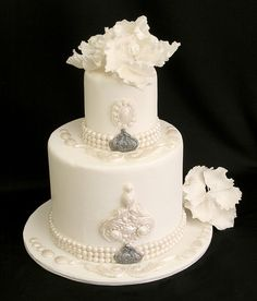 Elizabeth's Cake Emporium :: Wedding cakes