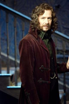 HARRY POTTER AND THE ORDER OF THE PHOENIX, Gary Oldman, 2007. Ph: Murray Close/©Warner Bros.